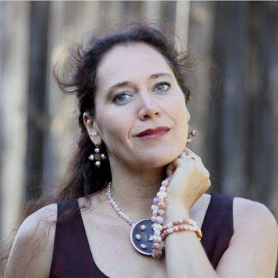 Schmuck-Designerin Sabine Mittermayer