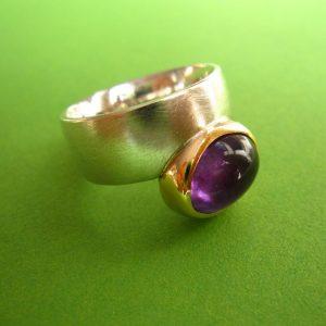 Amethyst Silber-Ring
