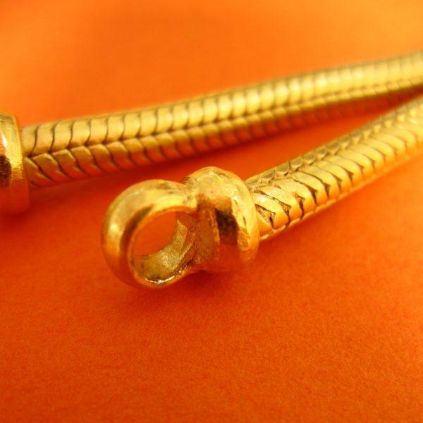 Schlangenkette Detail